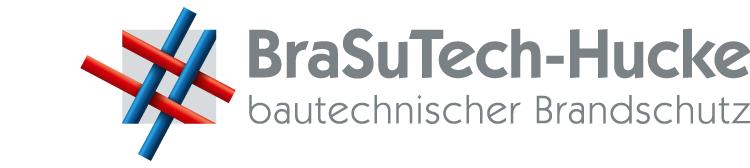 Firmen-Logo der Firma BraSuTech-Hucke, bautechnische Brandschutzlösungen